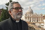 El nuevo prefecto de la Secretaría para la Economía de la Santa Sede, Juan Antonio Guerrero.