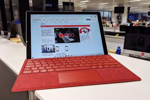 Surface Pro 7: Microsoft tiene su MacBook Air (para bien y para mal)