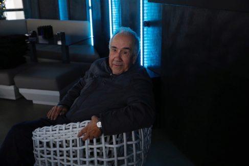 DANTI COGOLLUDO 14.11.2028 Barcelona, Catalunya El poeta catalán Joan <HIT>Margarit</HIT> galardonado con el premio Cervantes de Literatura 2019. Goto: Santi Cogolludo