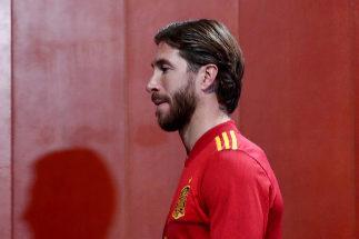 """Sergio Ramos: """"No es el momento, pero habrá gente en Barcelona que quiera ver a su selección allí"""""""