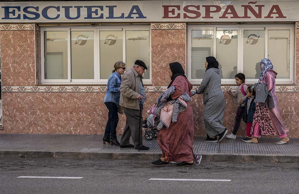 "Viaje a Murcia, territorio Vox: ""No conozco a nadie que no haya votado a Abascal"""