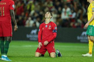 Cristiano se libera con Portugal; Inglaterra, Francia, R. Checa y Turquía se clasifican