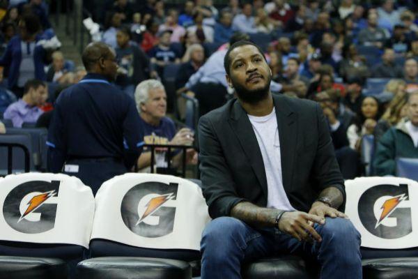 Carmelo Anthony vuelve a la NBA: jugará con Pau Gasol en los Portland Trail Blazers
