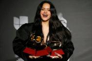 Rosalía con tres premios en los Latin Grammy 2019