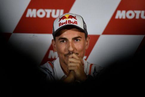 La decisión que acabó con la carrera de Jorge Lorenzo