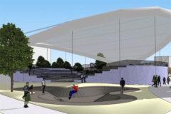 El barrio del Cabanyal tendrá un nuevo espacio público lúdico-deportivo