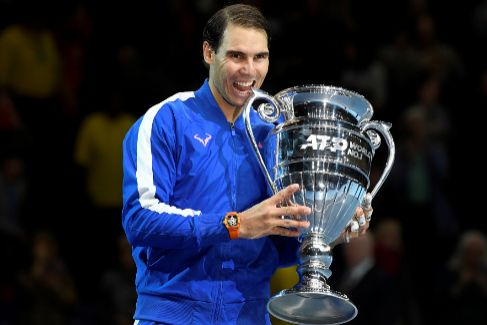 El trunfo de Zverev aparta a Nadal de las semifinales