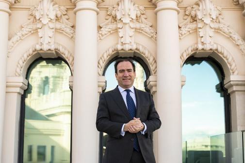 El delegado de Medio Ambiente y Movilidad del Ayuntamiento de Madrid,...