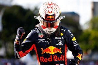 Verstappen hace la 'pole', pero no lleva bien la cuenta