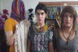 Mujeres transgénero que patrullan Pakistán.