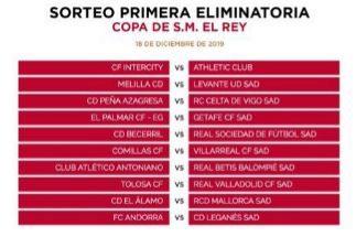 El Andorra de Piqué recibe al Leganés: vea todos los emparejamientos