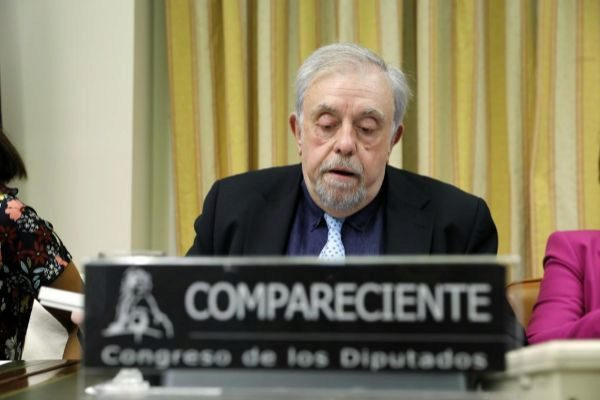 Octavio Granado, secretario de Estado de Seguridad Social.