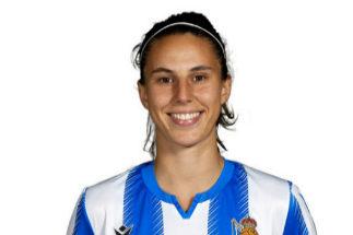 Maddi Torre, la única jugadora que no secunda la huelga