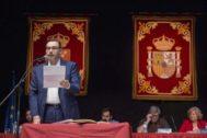 Javier Carrillo, concejal de Más Madrid en Valdemoro.