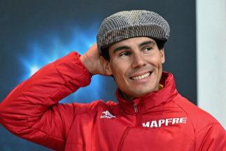 """Nadal: """"Cada partido es vital en la Copa Davis"""""""