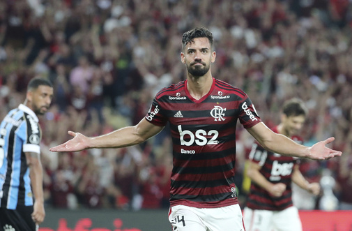 Soccer Football - Copa Libertadores - Semi Final - Second Leg -...