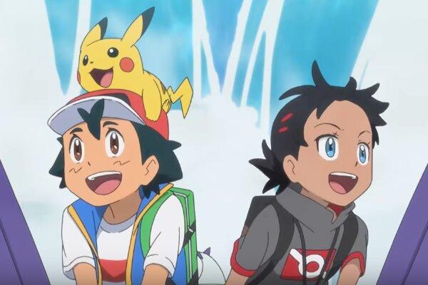 Así es el opening de Pocket Monsters, el nuevo anime de Pokémon