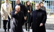 El juez acuerda prorrogar el secreto de actuaciones sobre los contratos del BBVA con Villarejo