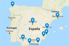 Estas son las calles y carreteras urbanas más peligrosas de España