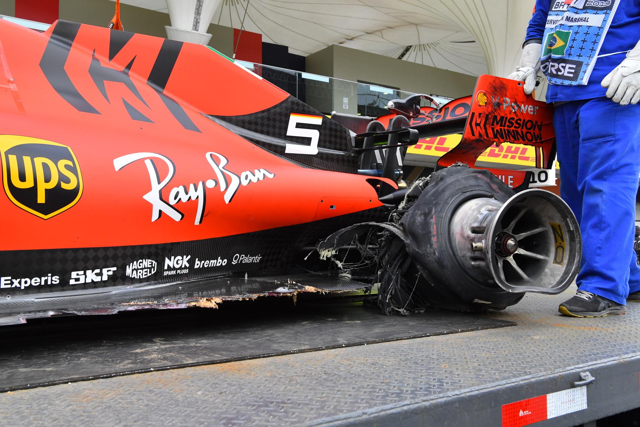 """Una reunión pendiente en Ferrari: """"La libertad para luchar no significa cometer acciones estúpidas"""""""