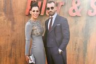 Miriam Ramos y su marido, Carlos Muela