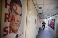 Trágala a la militancia del PSOE