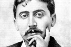 Marcel Proust en 1900.