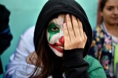 Protestas en Argelia.