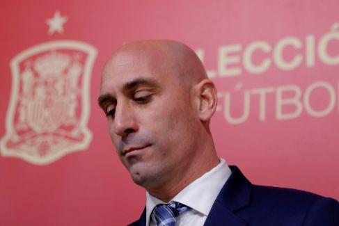 """Rubiales: """"Luis Enrique vuelve a la selección"""""""