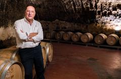 """Un influencer del vino con historia: """"Matarromera arranca cientos de años atrás"""""""