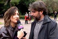 Así fue el toma y daca de Susi Caramelo y Jordi Évole en los Premios Ondas
