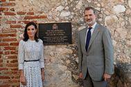 Sus Majestades los Reyes de España durante su reciente visita a Cuba.