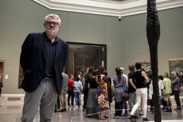 El director del Museo del Prado, Miguel Falomir.