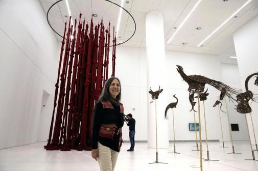 """Cecilia Vicuña, Premio Velázquez: """"En Chile, el Estado empleó violencia desmedida"""""""