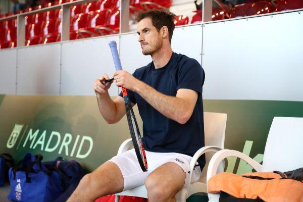 El inesperado reencuentro entre Andy Murray y la Copa Davis