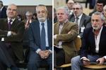 Sentencia de los ERE: 'caso ERE' y 'caso Gürtel', dos juicios paralelos