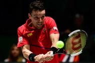 La Copa Davis, en directo: Bautista - Rublev