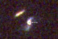 Brote de rayos gamma detectado por los satélites 'Swift' y 'Fermi' de la NASA.
