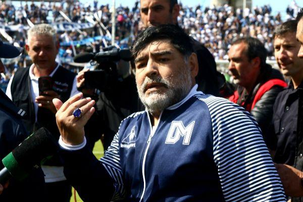AME2639. MAR DE PLATA (ARGENTINA). El director técnico de Gimnasia y...