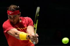 La Davis, en directo: Nadal - Khachanov