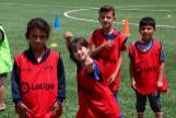 Descubre cómo el fútbol contribuye a mejorar la vida de los refugiados sirios