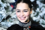 London (United Kingdom).- British actress/cast member <HIT>Emilia</HIT> <HIT>Clarke</HIT> attends the UK Premiere of 'Last Christmas' at the BFI Southbank in London, Britain, 11 November 2019. The movie is released in British theatres on 15 November 2019. (Cine, Reino Unido, Londres) EPA/