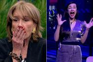Mila Ximénez y Adara Molinero se salvaron de la expulsión en GH VIP 2019, mientras que Antonio David Flores, Noemí Salazar y Hugo Castejón siguen nominados