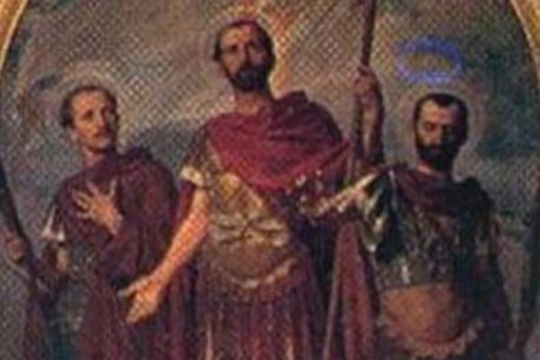 Adventor, Octavio y Solutor de Turín