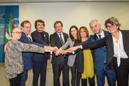 Responsables de política lingüística de seis comunidades autónomas reunidos en Bilbao
