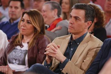 Ferraz acecha otra vez para tumbar a Susana Díaz tras la sentencia de los ERE