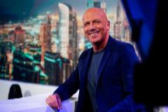 Alfonso Arús, en el plató de su nuevo programa 'Arusitys Prime'.