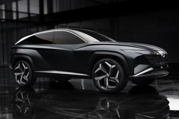 Vision T: el SUV híbrido enchufable que le falta a Hyundai