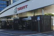 Seat Martorell permanecerá inactiva hasta el lunes por el incendio de la fábrica de Faurecia en Abrera