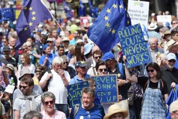El derrumbe de People's Vote, la campaña por un segundo referéndum del Brexit